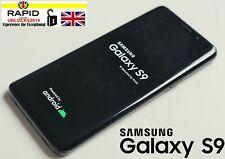 Samsung Galaxy S9 SM-G960F - 64GB - Midnight Black  (Unlocked) (Single SIM) 0292