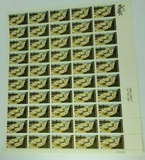 1869-1969 John Wesley Powell Expedition 6 Cent Sheet of 50 Mint