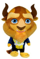 """OFFICIAL NEW 12"""" DISNEY BEAST PLUSH SOFT TOY BEAUTY AND THE BEAST"""