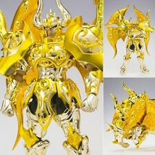 Saint Seiya Myth EX Taurus Aldebaran God Cloth Soul of Gold figure Bandai