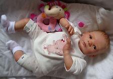 NELE Bébé REBORN NEUF KIT NELE de GUDRUN LEGLER  / SLUMBERLAND MOHAIR
