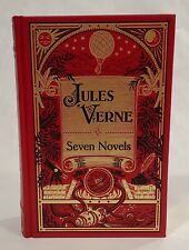 Jules Verne: Seven Novels - Barnes & Noble collectible editions