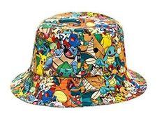 Pokemon Hat Characters Bioworld Caps Amp Cappelli