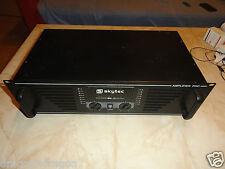 Skytec amp-1000 Mk. II Amplificateur, Teildefekt, un canal Info, sinon OK