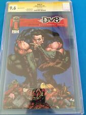 DV8 #1 Fabry cover - Image - CGC SS 9.6 NM+ - Signed by Humberto Ramos