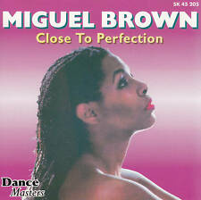 MIGUEL BROWN - CD - CLOSE TO PERFECTION