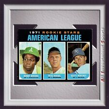 1971 Topps B BROOKS/P KOEGEL/S NORTHEY #633 NM **amazing card for set** M91C