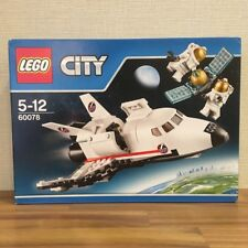 LEGO City 60078 Spaceport Utility Shuttle - Brand New Sealed for Gift