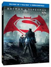 Batman V Superman - Dawn Of Justice (3D) (Blu-Ray 3D + Blu-Ray)