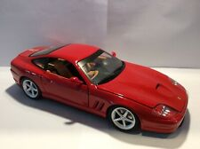 Hot Wheels Ferrari 575mm 1/18