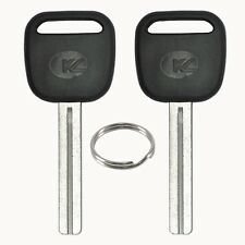 2 New Replacement High Security Keys For Lexus Vehicles Key # LXP90-P TOY40