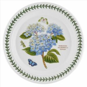 Portmeirion Botanic Garden - Dinner Plate Hydrangea 25cm (Made in England)