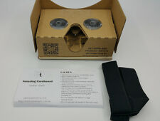 2017 New Amazing Cardboard V3 / Google Cardboard V2.1, Carton Color