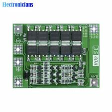 3S 40A Li-ion Lithium Battery Charger Module PCB BMS Protection Charging Board