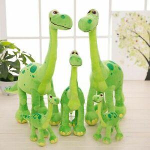 "New Good Dinosaur Movie Arlo Green 12"" 20"" Soft Plush Doll Toy Xmas Kids Gift"