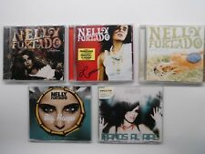 CD Sammlung - Nelly Furtado  , 5 CDs , Folklore , Whoa Nelly ,Loose usw
