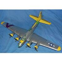 1:47 B-17G Flying Fortress Bomber Paper Craft DIY Crafts Airplane