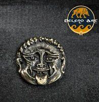 GREEK ROMAN GORGONE MEDUSA HEAD APPLIQUE Hoplite linothorax armor Armour celtic