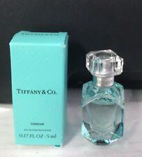 New Tiffany & Co. Eau de Parfum Perfume Splash Intense deluxe mini 0.17oz/5ml