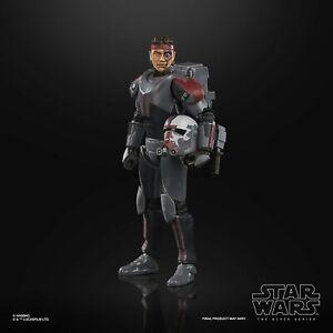 "Star Wars Black Series 6"" THE CLONE WARS BAD BATCH LEADER : HUNTER"