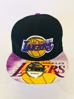 New Era 9FIFTY LA Lakers NBA Basketball Snapback Hat Cap