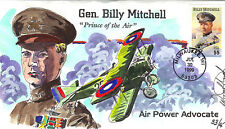 """WILD HORSE HP WWI GEN. BILLY MITCHELL """"PRINCE OF THE AIR"""" Sc 3330"""