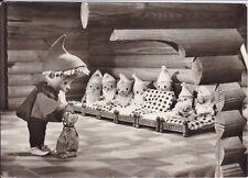 Old Ak Sandman (Ddr-Kinderfernsehen), Sandman at the Seven Dwarf
