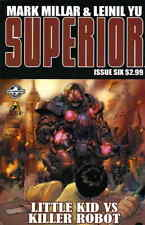 Superior #6 VF/NM; Icon | save on shipping - details inside