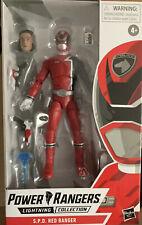 Power Rangers Lightning Spd Red Ranger (On Hand)