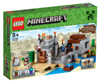 LEGO Minecraft 21121 - The Desert Outpost - NISB