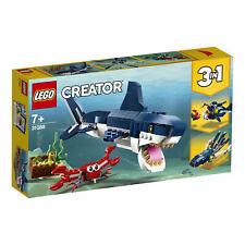 LEGO® Creator Bewohner der Tiefsee (31088) 3 in 1 Neu & OVP
