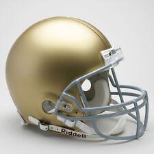 NOTRE DAME FIGHTING IRISH NCAA Riddell ProLine Authentic VSR-4 Football Helmet