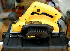 💙 DeWALT® DW680 -GB 240V Corded Electric Planer in Kit Box 600W