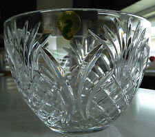 "PRICE DROP! Stunning BNIB Waterford Crystal ""Pineapple"" Small Bowl"