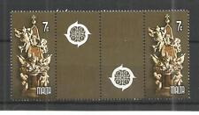Malta 1978 EUROPA sg,599-600 UM / M NH LOTTO 1014A