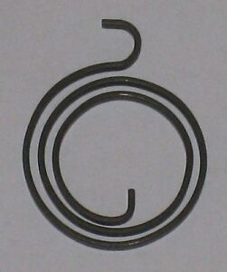 Door handle springs. Packets of  2, 6, 10, 16 or 20. Internal door handle spring