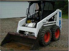Bobcat 741-742-743 & 743DS Skid Steer Workshop Manual