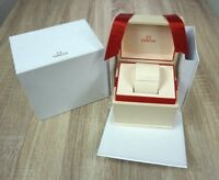 OMEGA Watch Box Ribbon Seamaster Deville Aquaterra Ladies Gift
