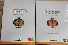 PERCORSI DI FILOSOFIA VOL.1A+1B - N.ABBAGNANO G.FORNERO - PARAVIA