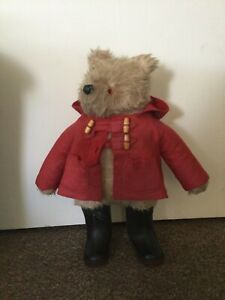 gabrielle designs paddington bear incomplete