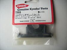 Kyosho TR-05 Plattensatz für Lenkung Bremsscheibe