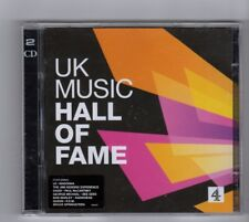 (HW922) UK Music Hall Of Fame, 39 tracks various artists - 2004 double CD