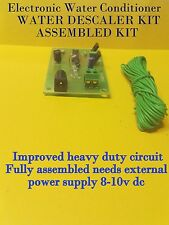 ASSEMBLED HEAVY DUTY Electronic Water Descaler Decalcifier Limescale Remover