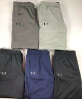 Men's Under Armour Storm Straight Leg Athletic Sweat Pants Screen Print Logo
