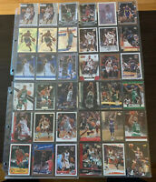 NBA Basketball Cards Lots Of 20! HOF's, Rookies, Patches, Refractors, and more!