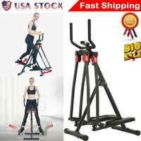 Indoor Elliptical Machine Cross Trainer Exercise Bike Cardio Workout Air Walkers