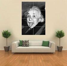 ALBERT EINSTEIN NEW GIANT POSTER WALL ART PRINT PICTURE G750