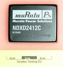 muRata NDXD2412C DC/DC converter 18-36V +-12Vo 310mA