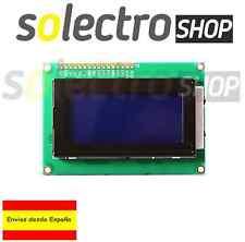 LCD 16x4 1604 Display Pantalla retroiluminado fondo azul ARDUINO P0009