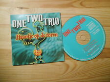 CD pop One two three-haantke op de portes (3) chanson sony music MM